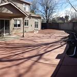 Large Backyard Patio In Fairfield