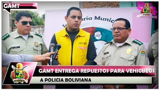 gamt-entrega-repuestos-para-vehiculos-a-policia-boliviana