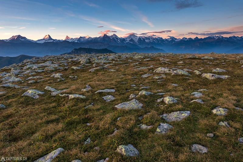 Plateau - Hohgant