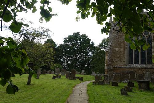 Parish Church of St Mary Broughton