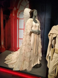 Padme White Dress Costume