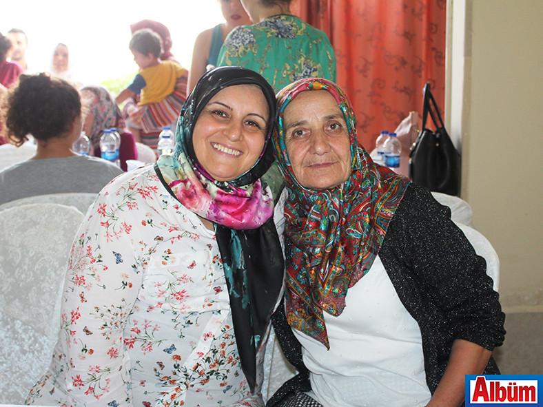 Ayşe Başar Akdoğan, Menşure Akdoğan