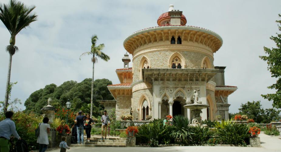 Ontdek de paleizen van Sintra, Portugal: Palacio de Monserrat | Mooistestedentrips.nl