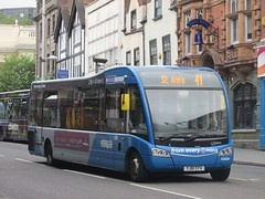 NCT 339 YJ61CFV Upper Parliament St, Nottingham on 41 (1) (1280x960)