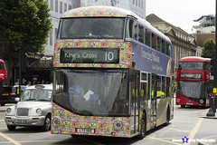 Wrightbus NRM NBFL - LTZ 1168 - LT168 - Pakistan - King's Cross 10 - RATP Group London - London 2017 - Steven Gray - IMG_1466