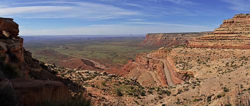 utah mokidugway viewpoint nikon d800 route road pointdevue