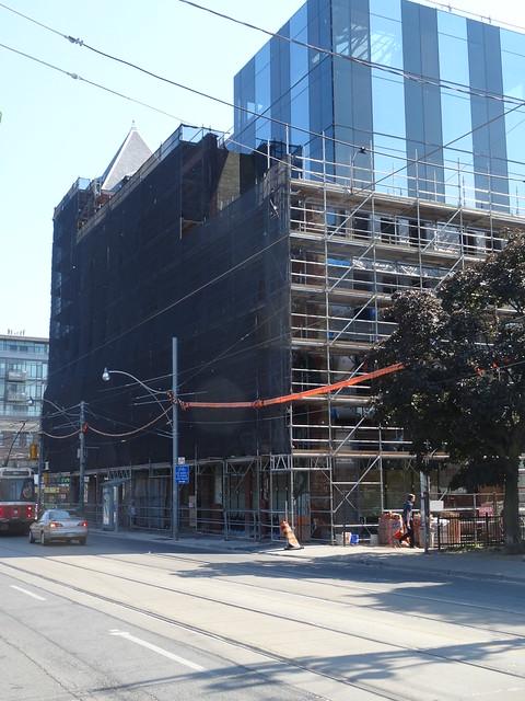 North facade of the, Sony DSC-HX50V