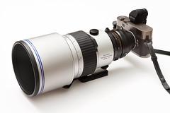 My cameras & lenses