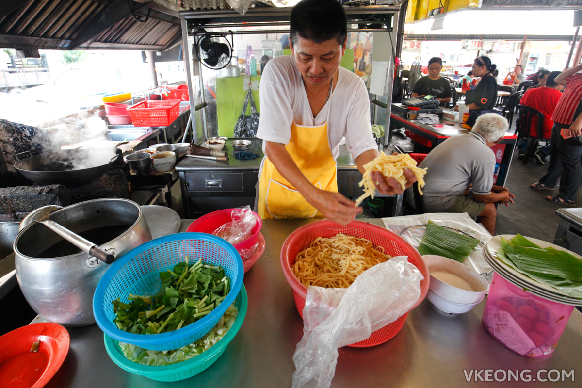 Jinjang Petaling Street Fried Hokkien Mee