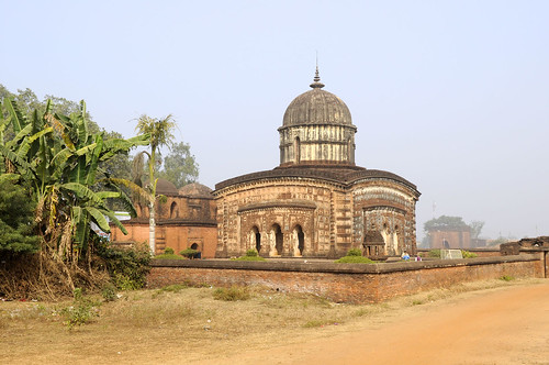 radhashyam temple religion bishnupur inde india bengale brique hindou hindouïsme hindu cinéma hinduism