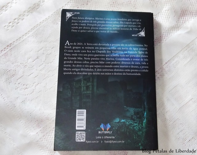 Livro, Dois Mundos, Simone O. Marques, Butterfly Editora, distopia, fantasia, mitologia-celta, sinopse, contracapa