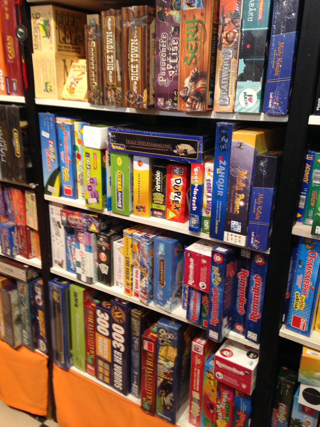 HRAS Games & Puzzles