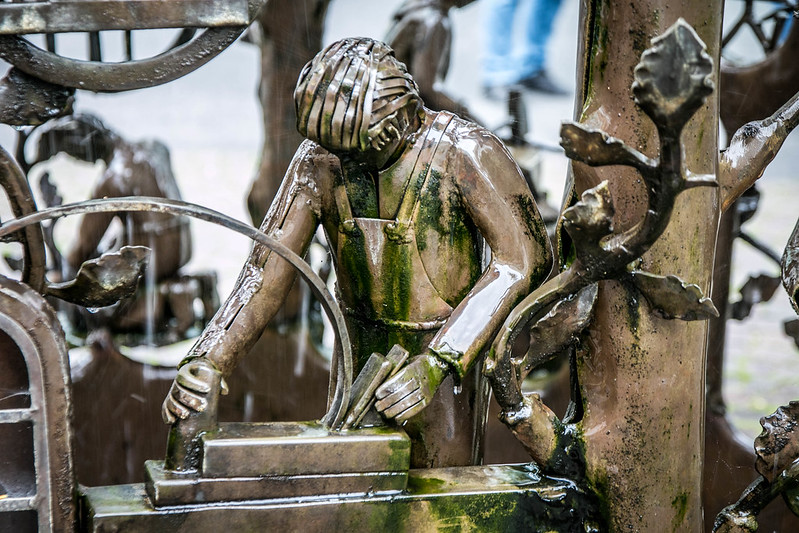 Der Handwerkerbrunnen