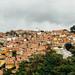 Hillside Favela, Bucaramanga Colombia