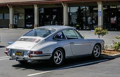 Cypress - Silver Porsche 911