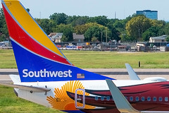 TAILS - N918WN DS6_7182 2017_09_10 SWA B737-7H4 N918WN 'Illinois One'  _KDAL TX 00