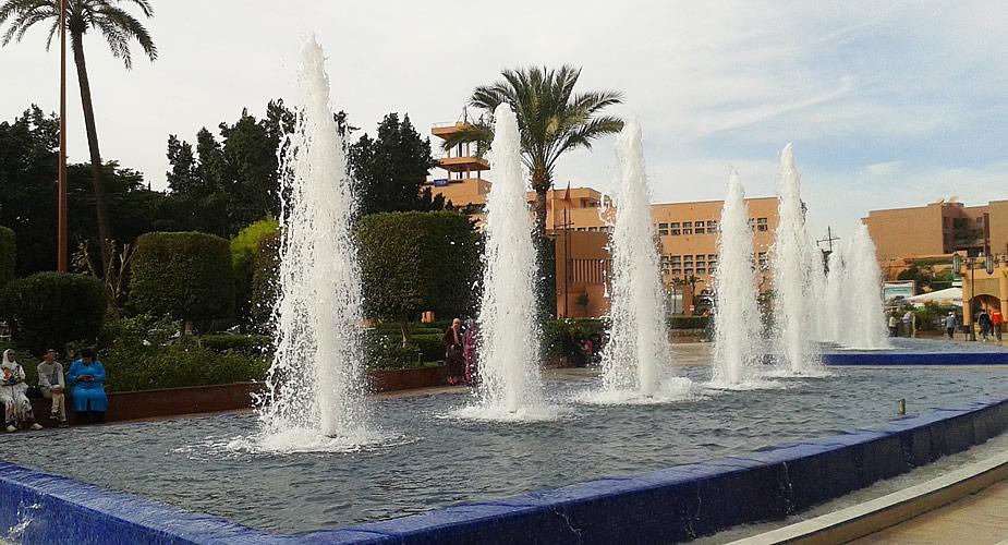 Bezienswaardigheden in de Ville Nouvelle Marrakech | Mooistestedentrips.nl