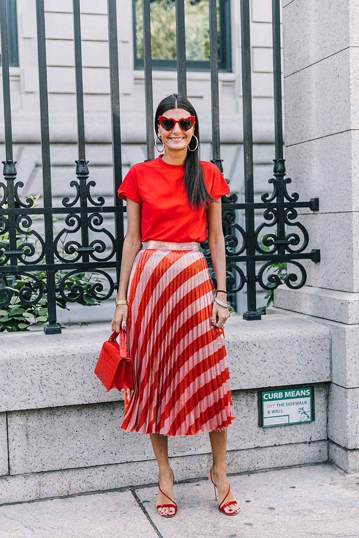 best new york street style fashion week trend style outfit 7