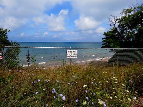 Pier's Cove Lake Michigan