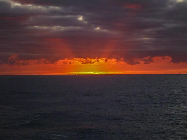 Sunrise in the Pacific, Panasonic DMC-FT3