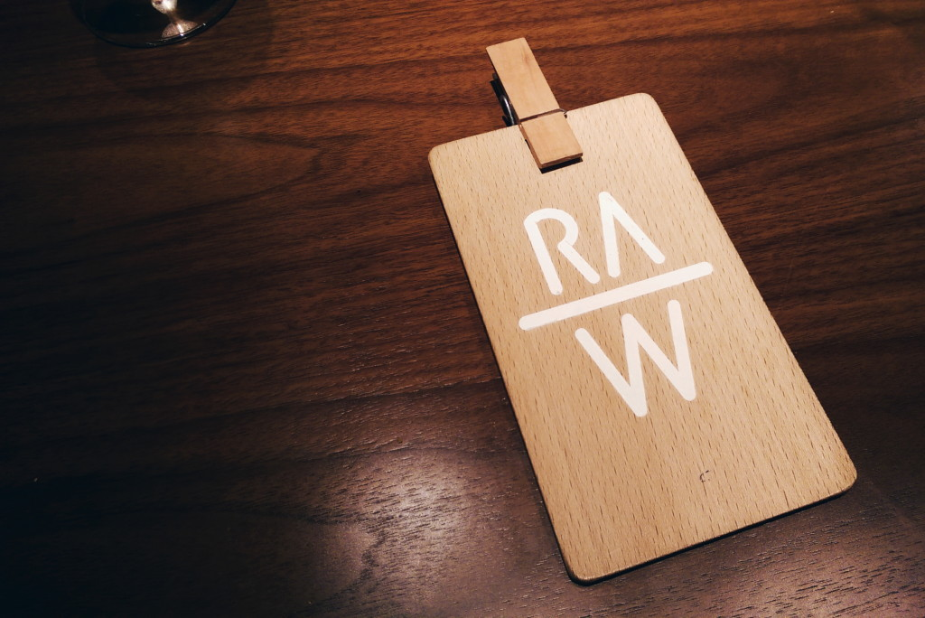 andre chiang raw taipei