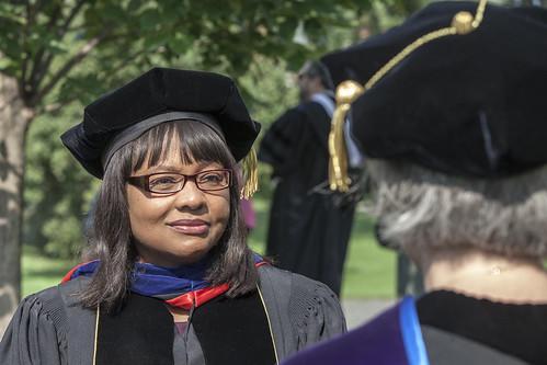 2017 Williams College Fall Convocation