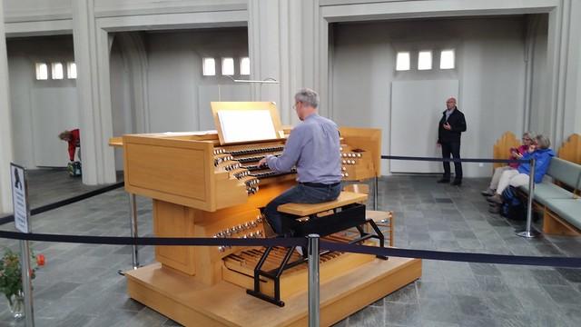 Hallgrímskirkja Organ Player