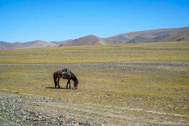 Mongolia Uglii to Khvod-4