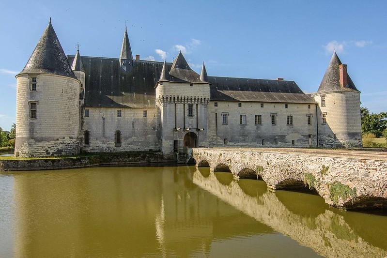 2017-08-14 - Chateau du Plessis-Bourré-1