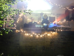 Ian Helliwell and DJ Food