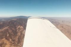 Flight down to Santa Paula SZP for some filming