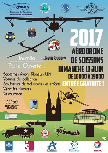 11 juin 2017 – Meeting de Soissons-Courmelles