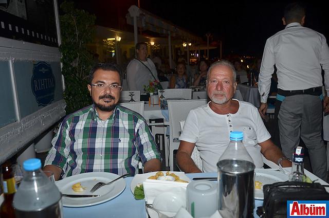 Yavuz Avsallı, Halil Bayram Balıkçı