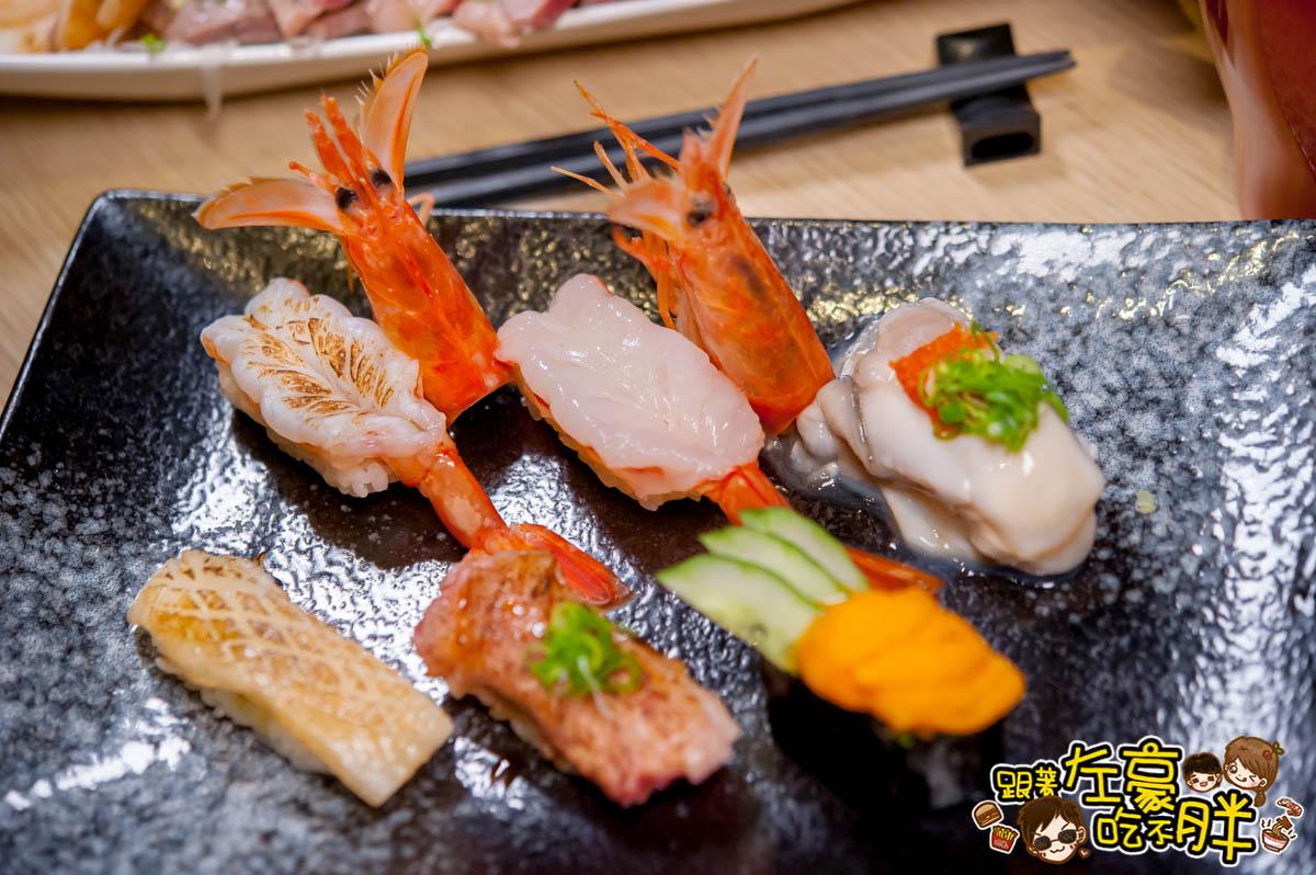 築饌日式料理丼飯壽司-26