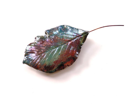 leaf to hang on wall