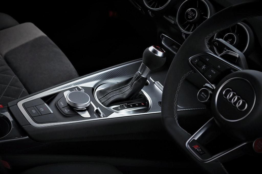 Audi TTRS Interior Material