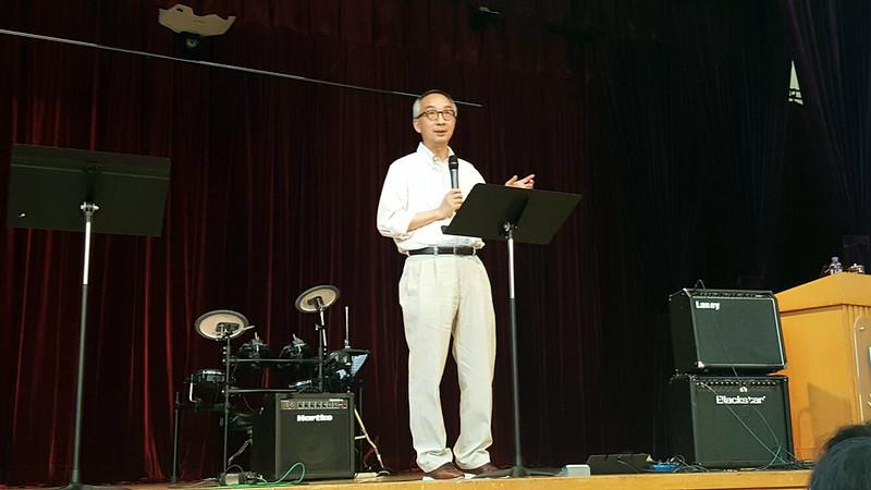 香港神託會聯校教師發展日