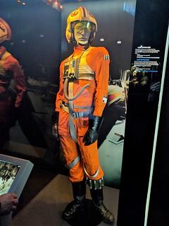 Luke's Pilot Costume