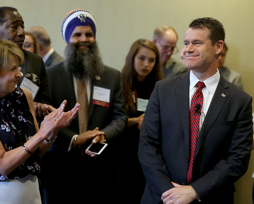 August 28, 2017 - Indiana with Sen. Todd Young