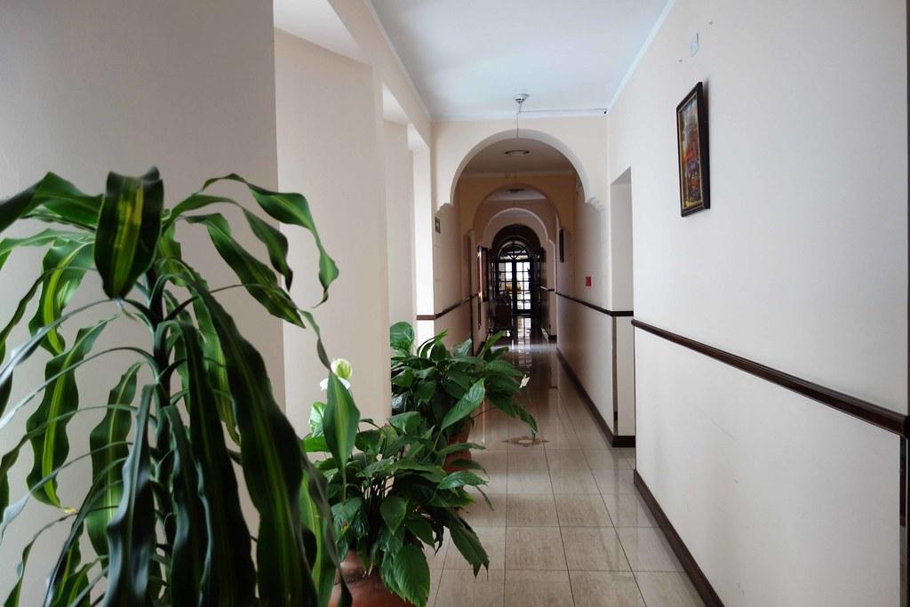 Salta - Hotel Marilian - Couloir