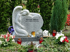 Blankeneser Friedhof / Hamburg-Blankenese Graveyard