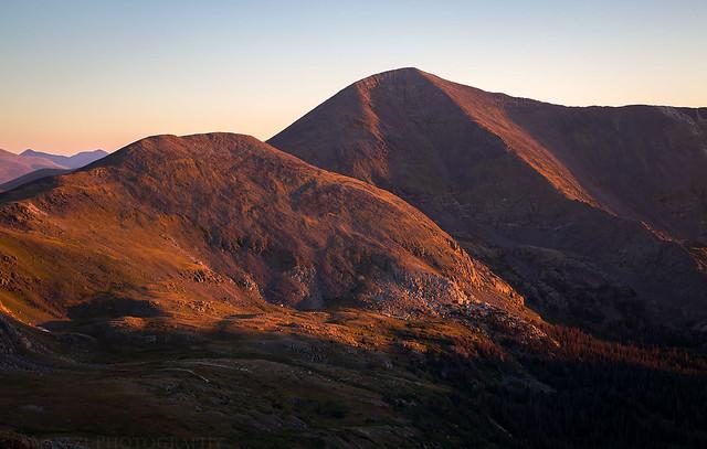 Chipeta Mountain Sunrise