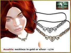Bliensen - Acushla - necklace