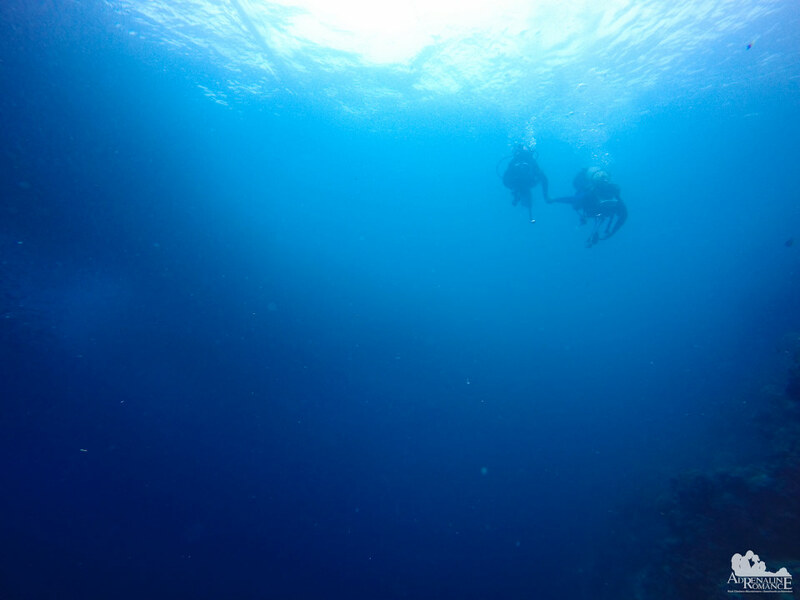 Scuba Diving in Panagsama, Moalboal