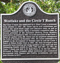 Westlake and the Circle T Ranch