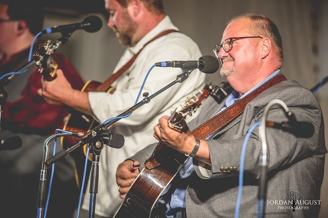 Danny Paisley & the Southern Grass at Delaware Valley Bluegrass Festival 9/2/2017