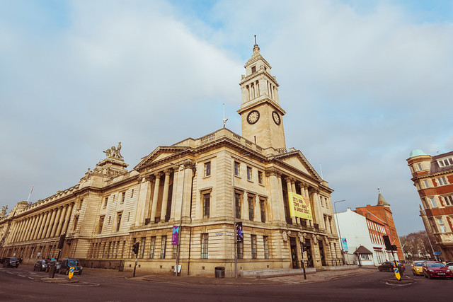 The Guildhall. Photo: © Chris Pepper