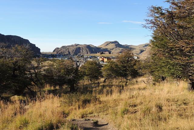 El Chaltén-Santa Cruz-Sendero Fitz Roy
