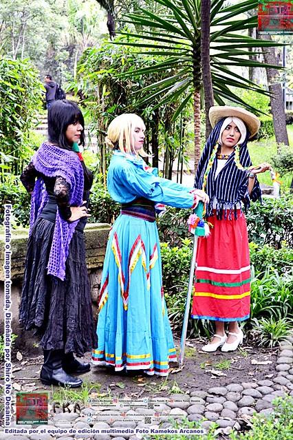 Sesión Viva México al grito de Cosplay-01