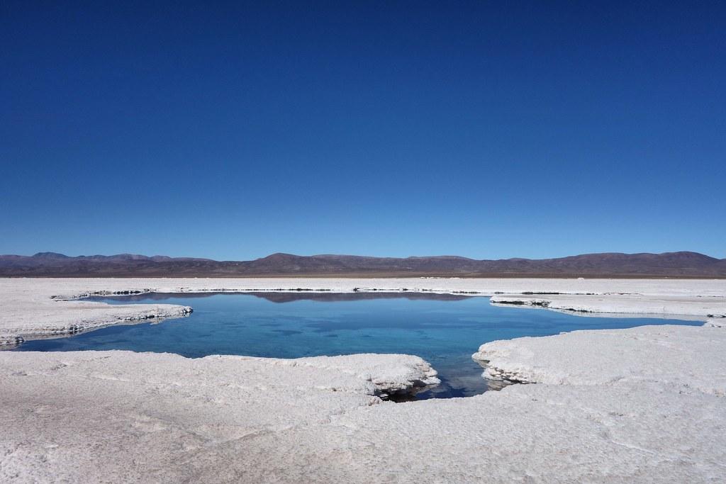 Salinas Grandes - Lagune 4